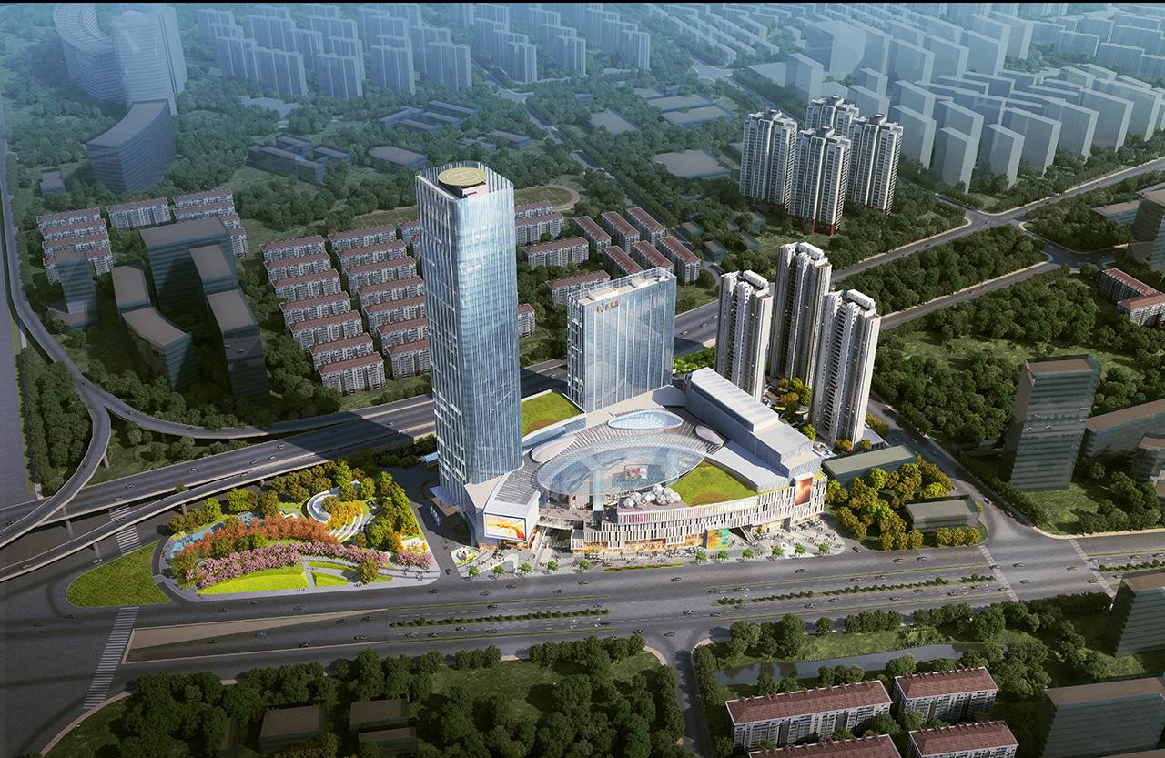 德盈龙华国际广场(住宅)