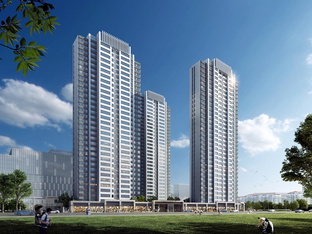 德盈龙华国际广场(公寓)