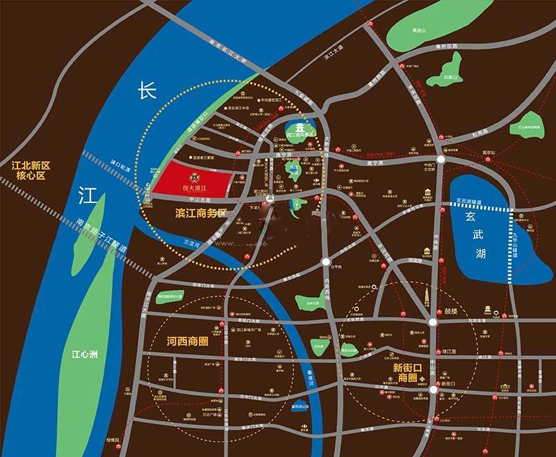 恒大滨江商业