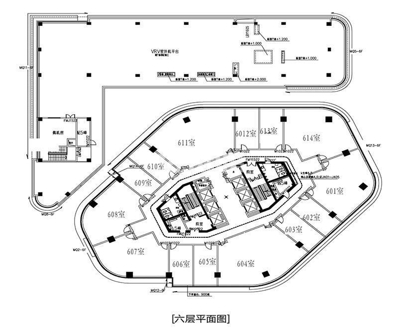 南京滨江总部基地
