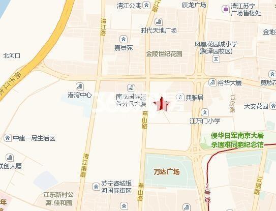 建邺吾悦广场商业