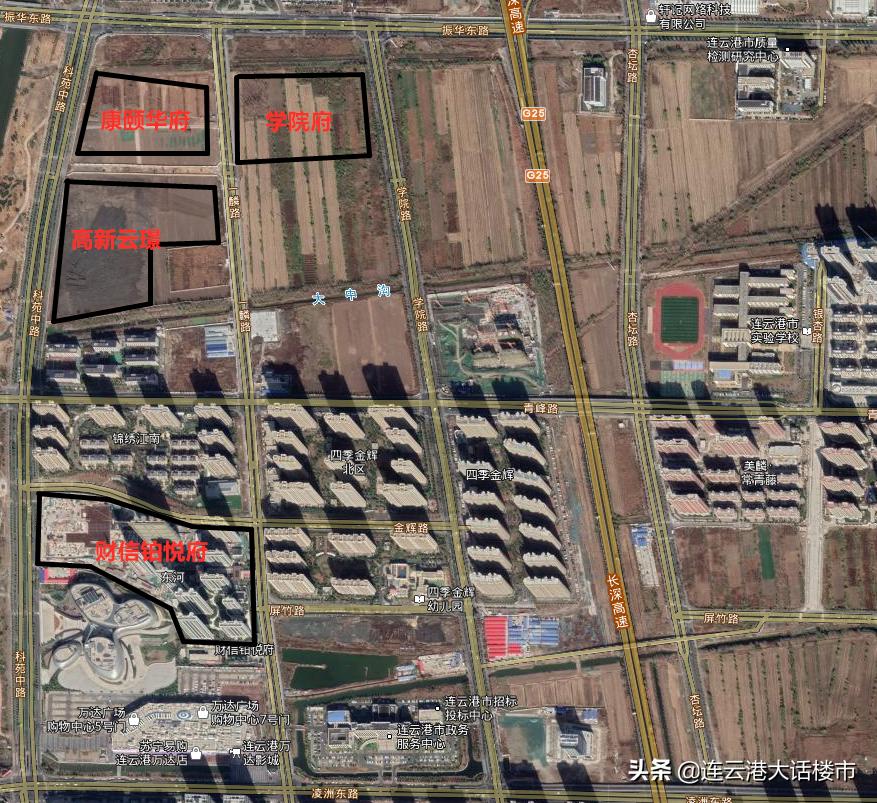 主城核心区和万达板块作为新老中心比较,谁更胜一筹?