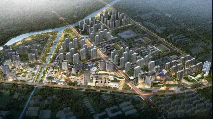 主城边缘,淮安楼市发展的新一极!