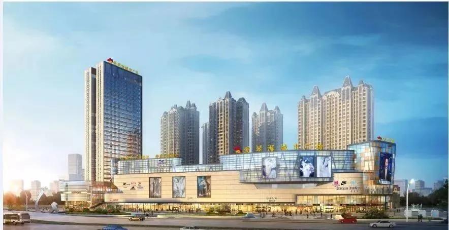 淮安城南爆发!100亿大型综合体项目快速推进!未来新地标来了