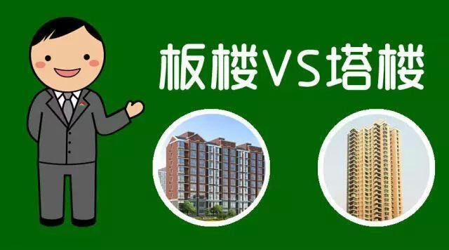板楼VS塔楼,到底选哪个比较好?