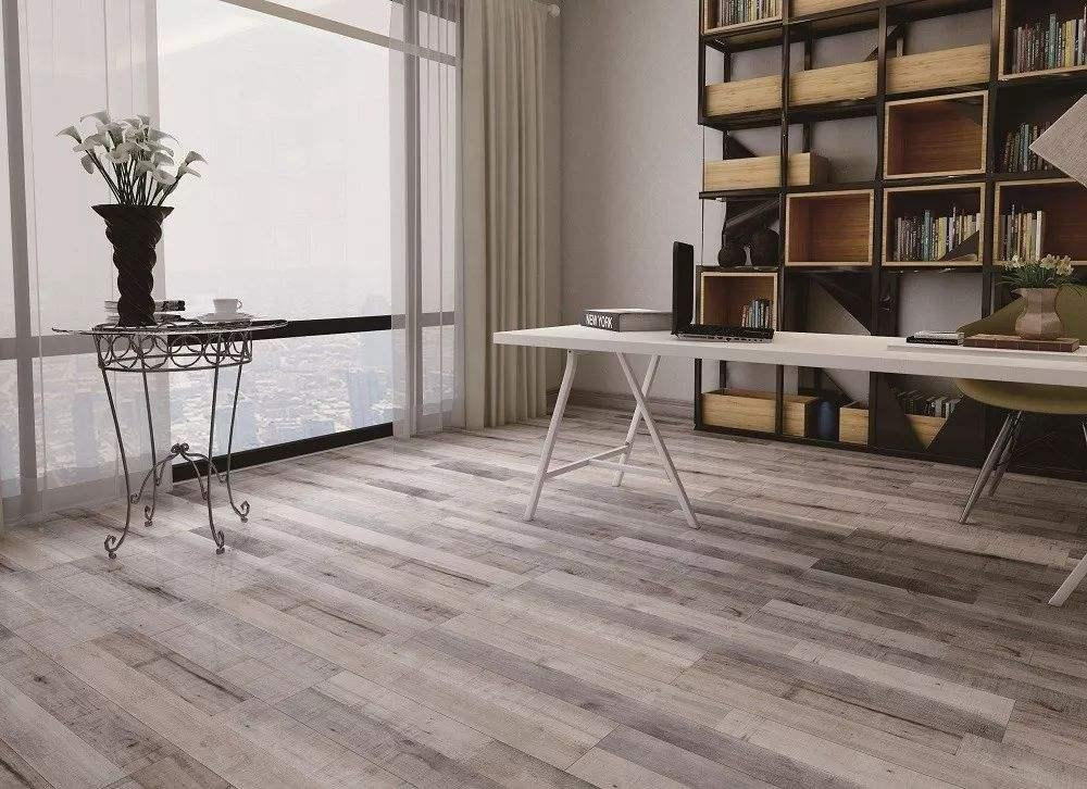 木地板怎么铺比较省料?