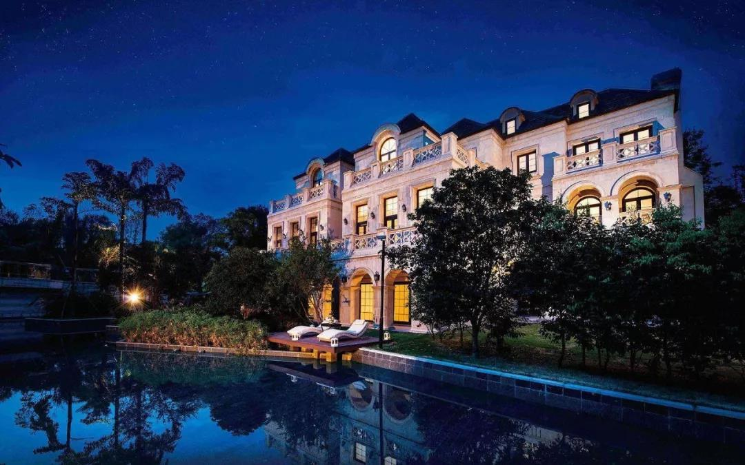 别墅豪宅怎么设计好?看富人怎么设计豪宅