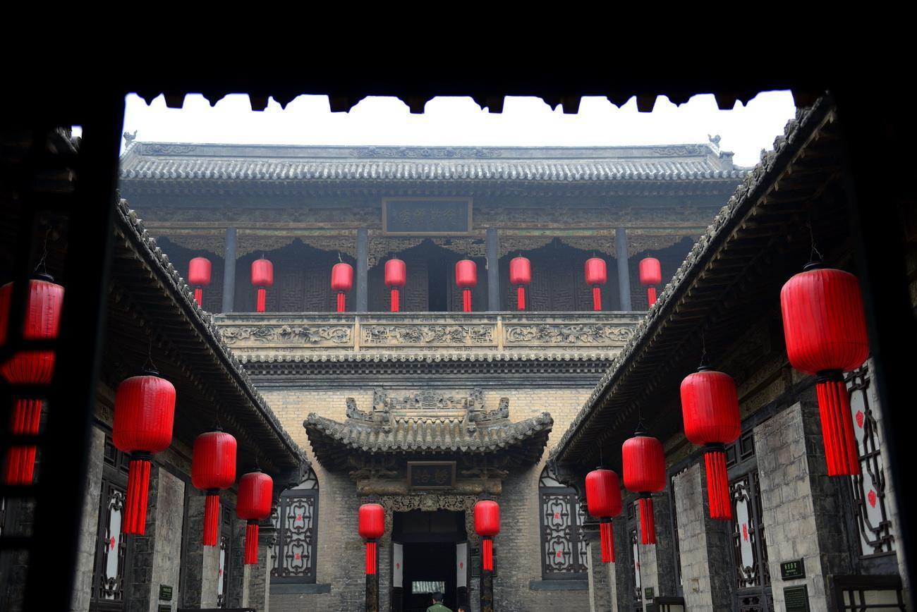 中国十大历史豪宅大院有哪些?