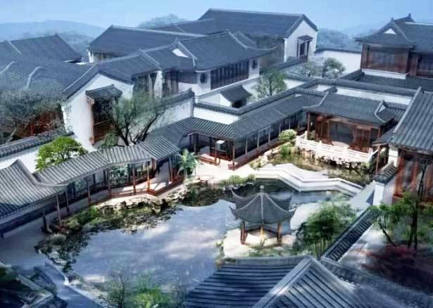 中国三大奢侈豪宅