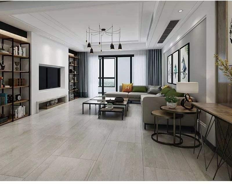 地板砖新款效果图 如何根据装修风格来选择地板砖颜色