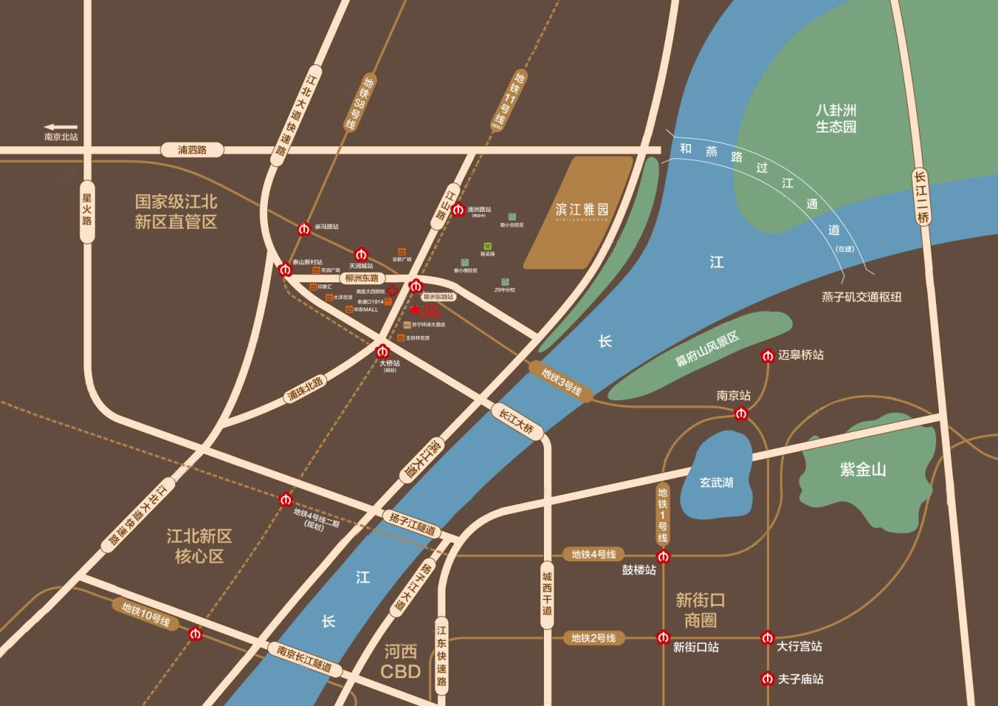 北外滩水城·滨江雅园