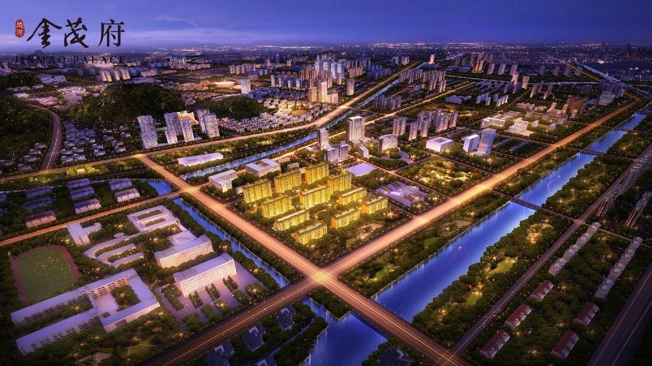 和悦庐鸣打造北城理想的全龄社区!