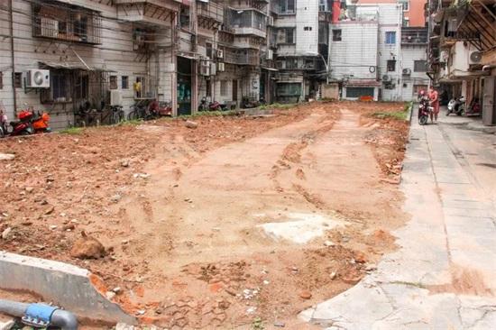 漳州市区首个老旧小区改造正式动工!