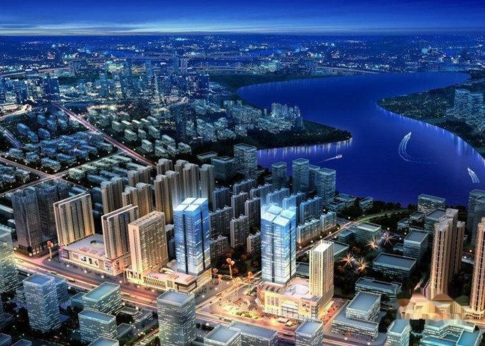 汉阳二环滨江焦点,长江主轴版图即将兑现