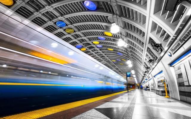 地铁风向标,助力城市发展脉络