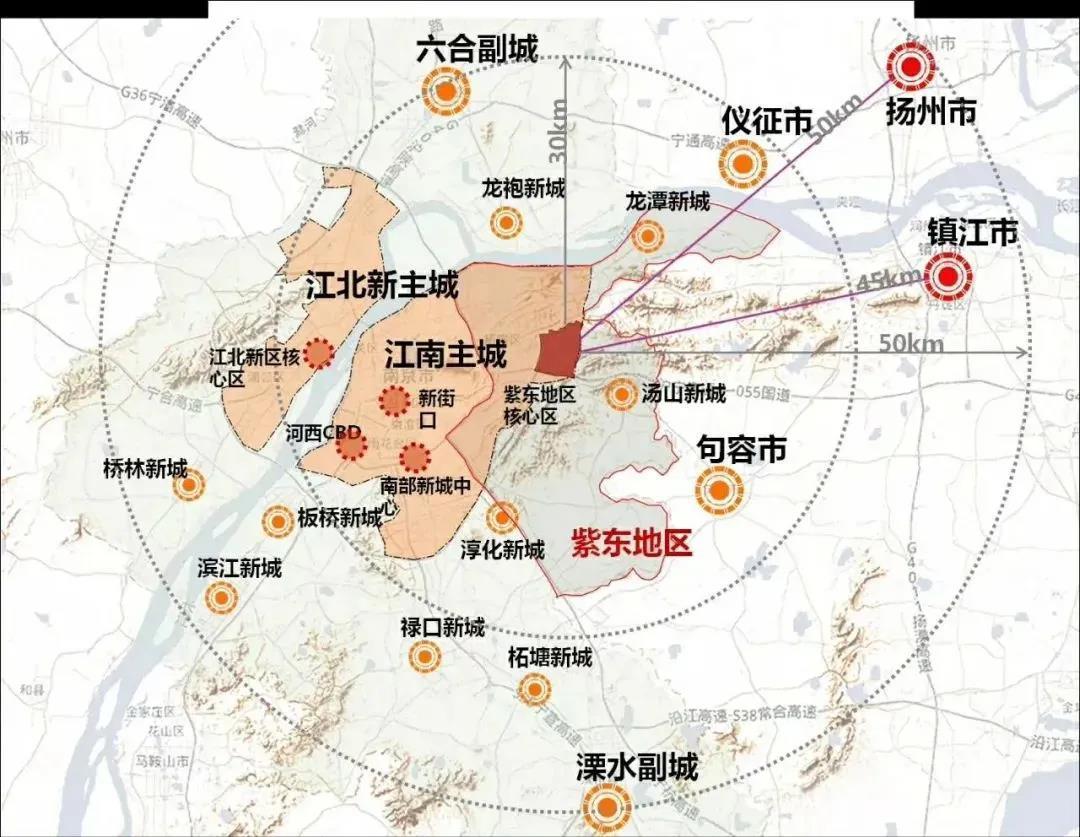 江宁滨江、禄口、浦口桥林,200万安家南京该怎么选?