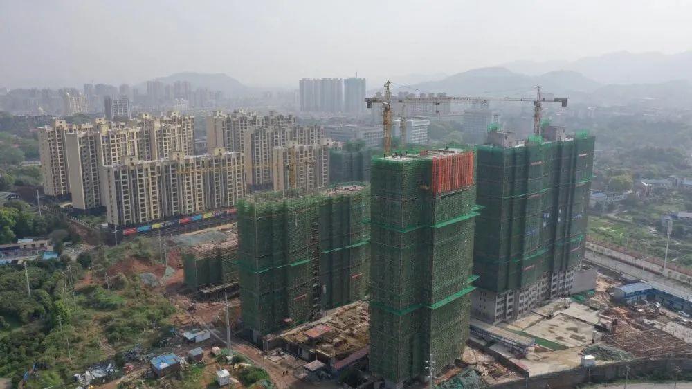 """萍乡""""南延""""新城区初具雏形,两大王牌项目迎来区长现场督导"""