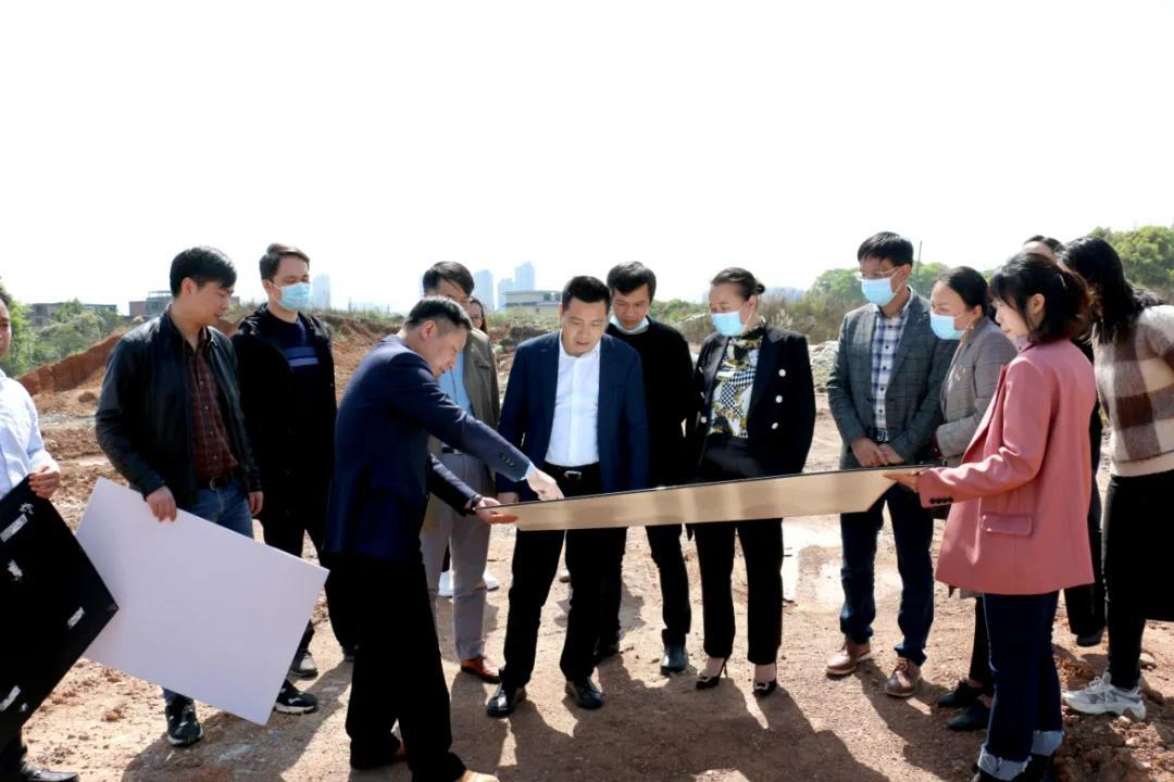 萍乡这个片区要打造建设三级医疗卫生体系,加强民生保障!