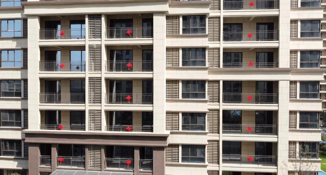 萍乡楼市新房润达府楼盘项目一期交付实拍图