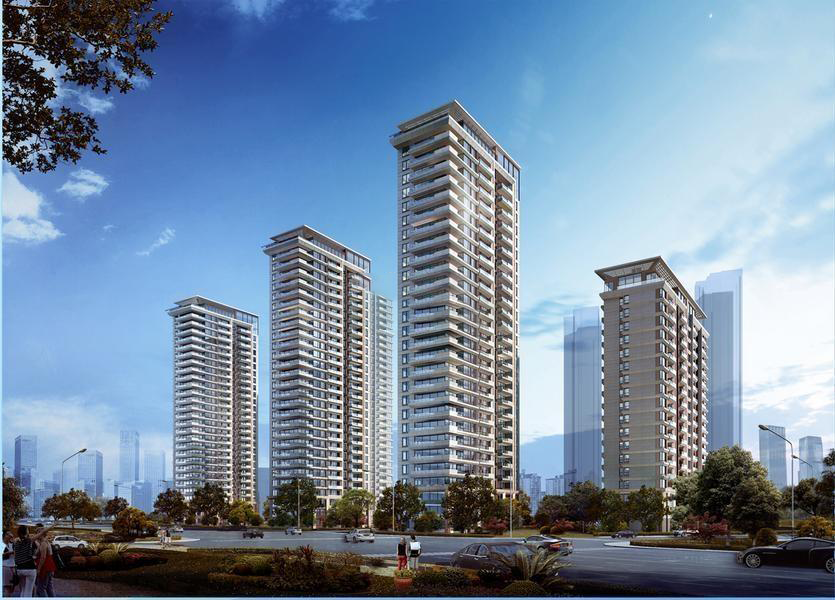 南京建邺区新房葛洲坝南京中国府项目有哪些优秀户型?