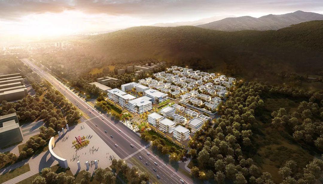 徐州铜山区新房万业智慧小镇新的经济增长极在此!