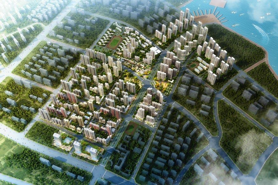 武汉城建天汇龙城