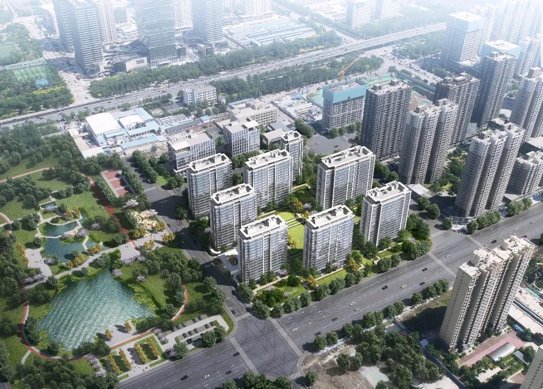石家庄新房楼盘绿城桂语江南项目周边的配套怎么样?配套完善吗?