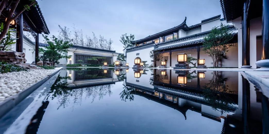 南京精装院墅汤山温泉康养小镇景观配套、户型怎么样?