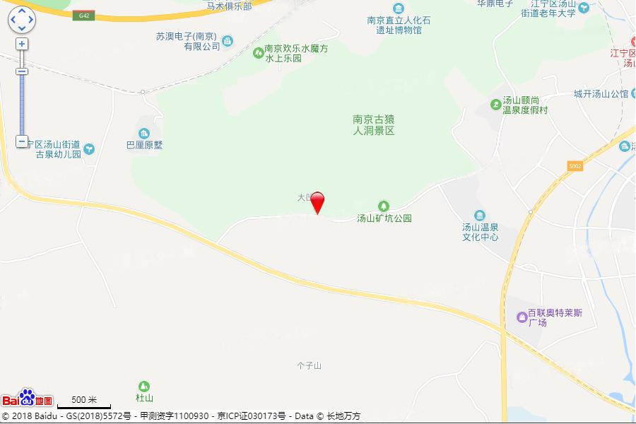 汤山温泉康养小镇