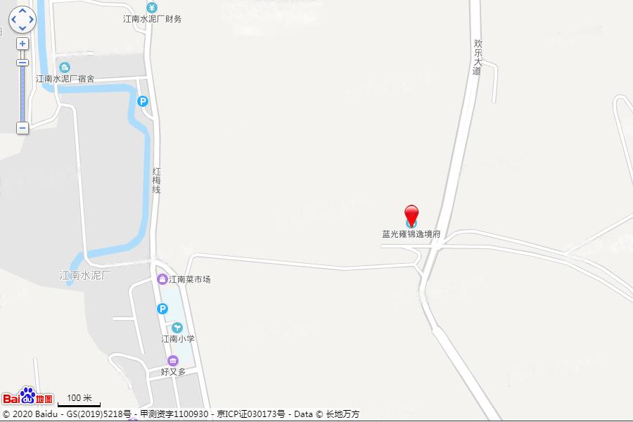 蓝光雍锦逸境府