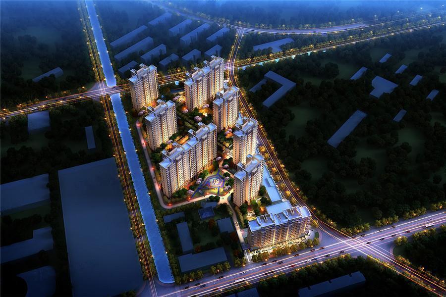 中建国熙公馆