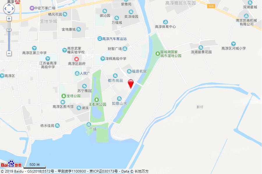 高淳孔雀城湖畔澜庭