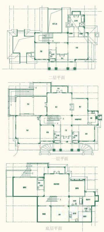 鸿信云深处  5室3厅1厨6卫