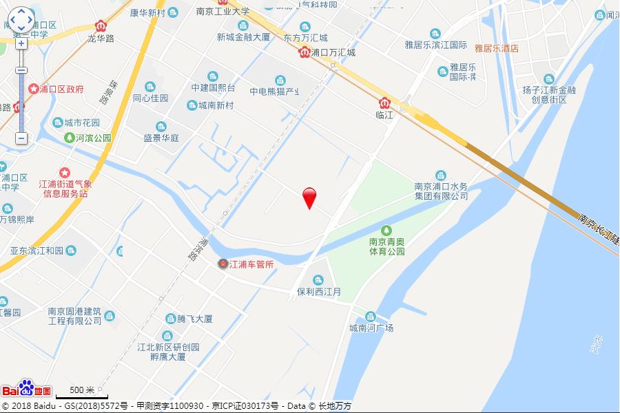 中海左岸澜庭