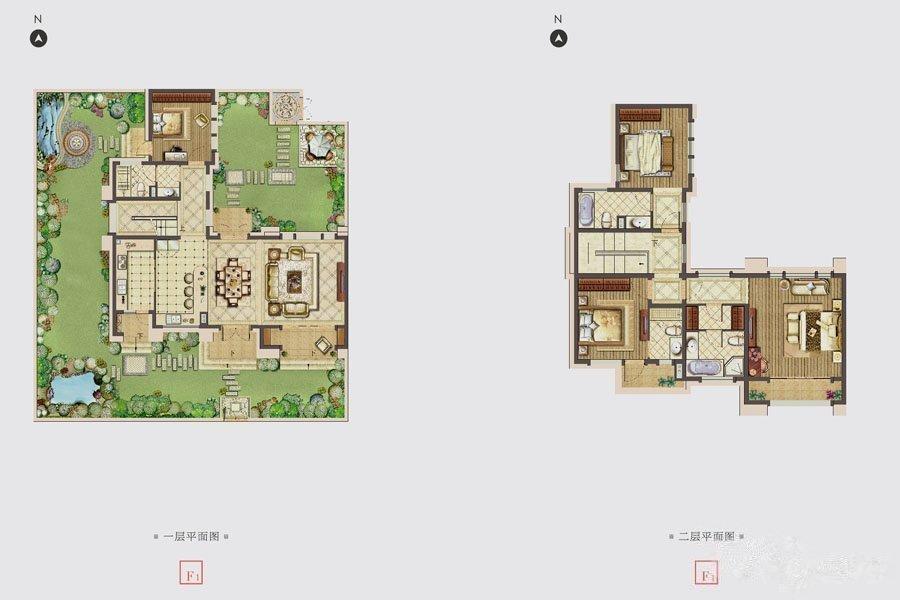 大吉公元  3室2厅1厨3卫