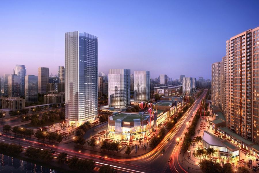 南京华润国际社区
