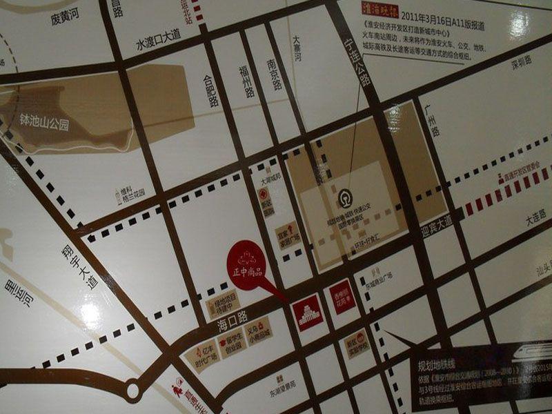 交通图(4)